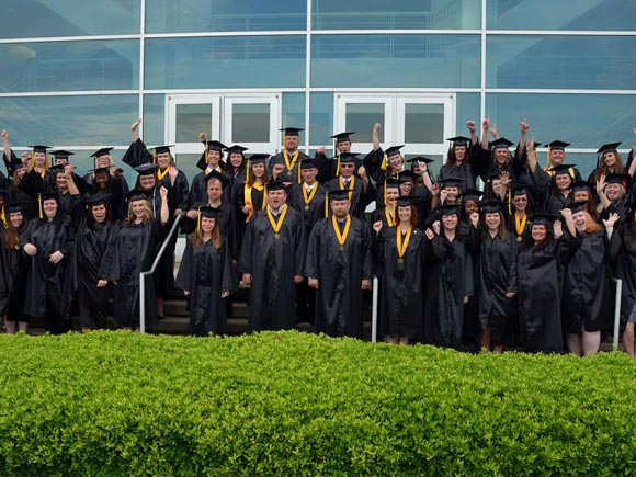 Images from the recent Isothermal Commencement Ceremonies